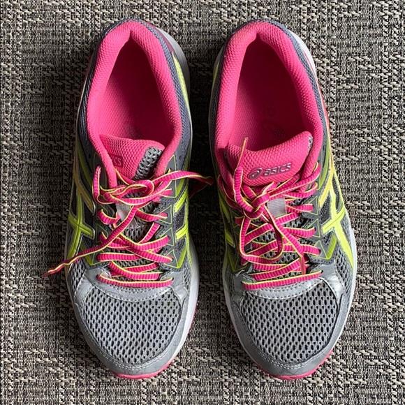 Asics Shoes | Asics Gel Stratus 2 Running Sneakers 7 T5f5n | Poshmark